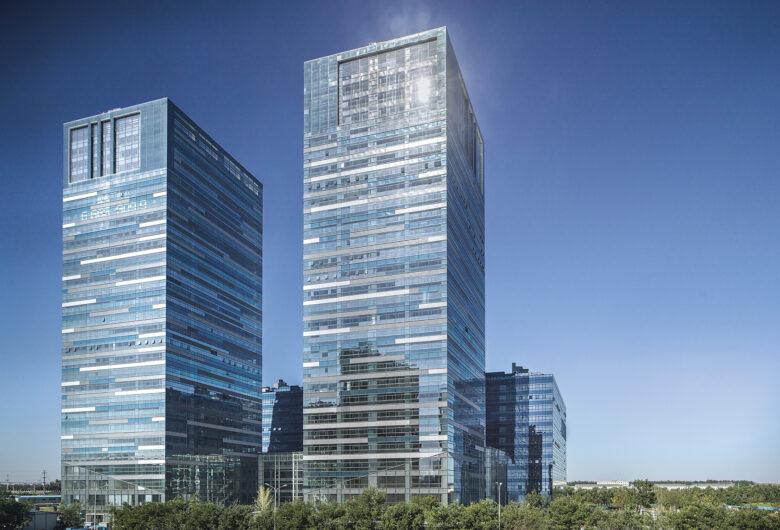 skyskrapa i Jinan