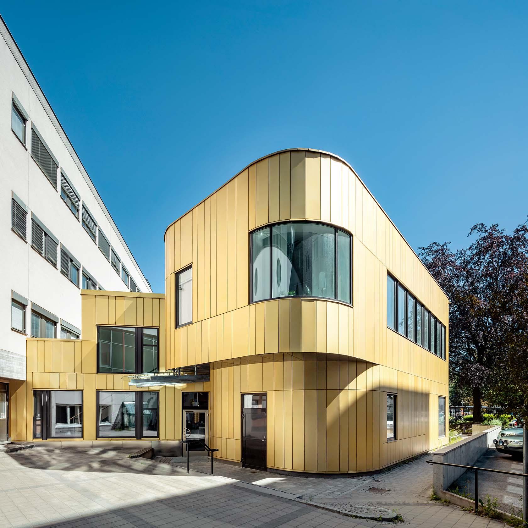 Bild på Barnakuten vid Universitetssjukhuset Örebro