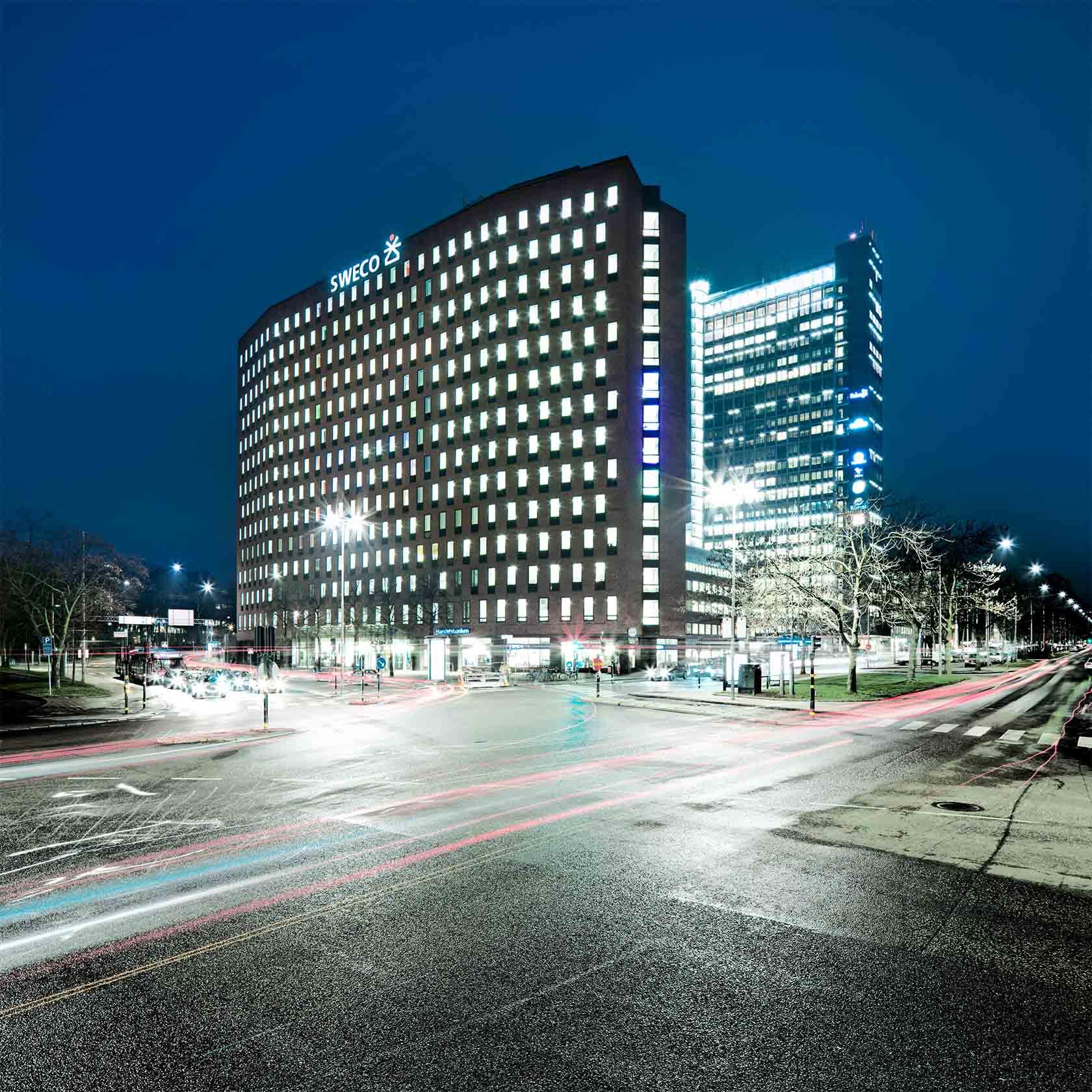 Bild på Swecohuset