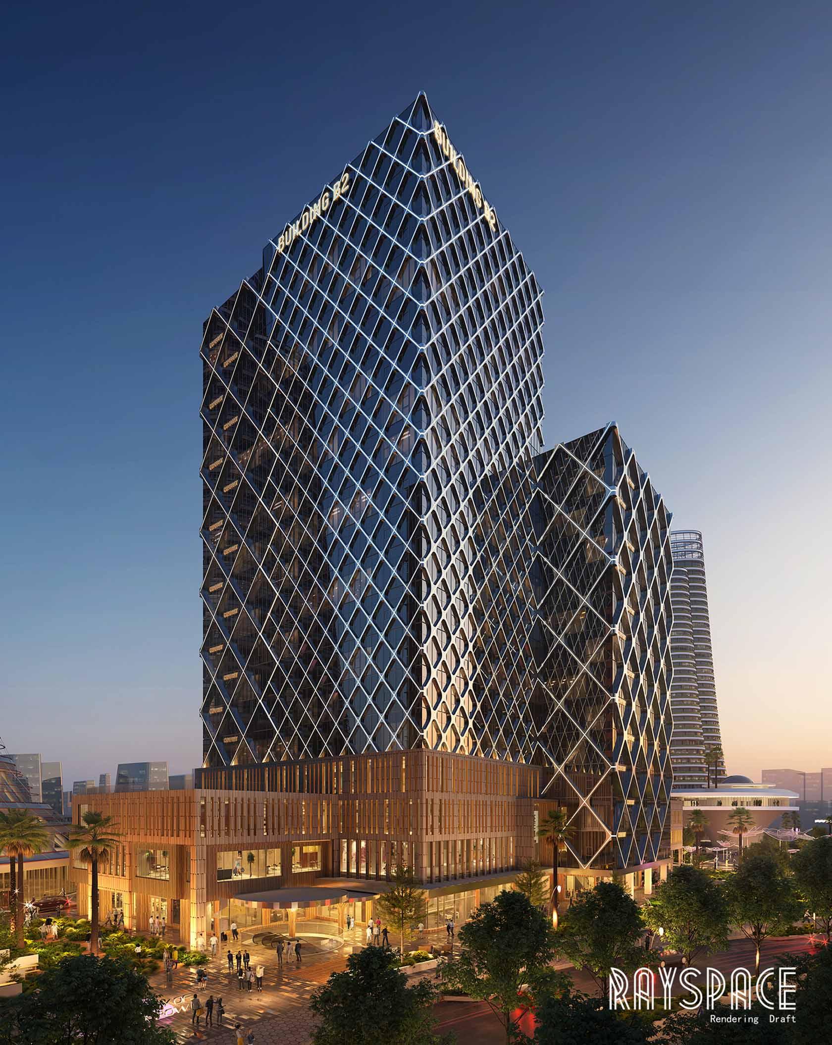Bild på byggnad