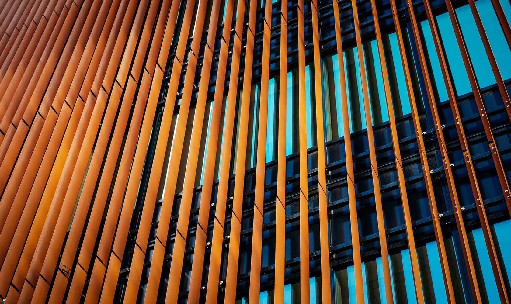 bild på fasad i göteborg