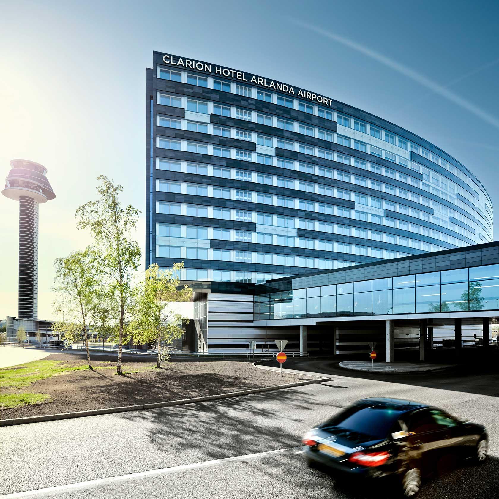 Clarion hotel Arlanda