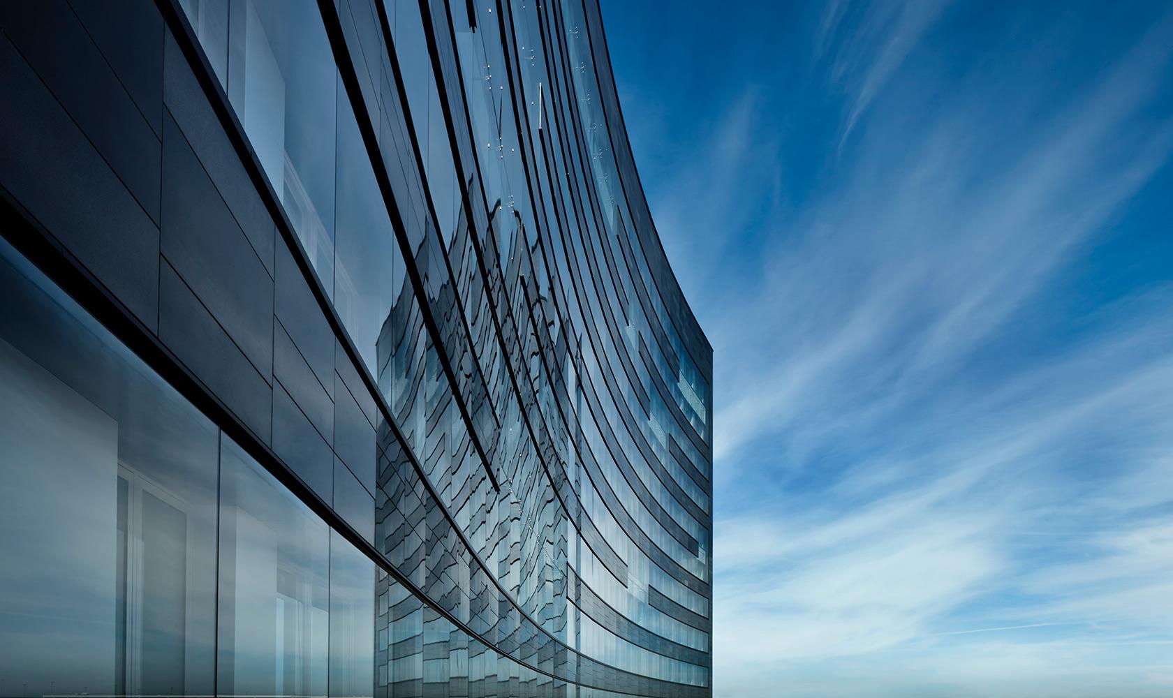 Fasad av Clarion hotel Arlanda