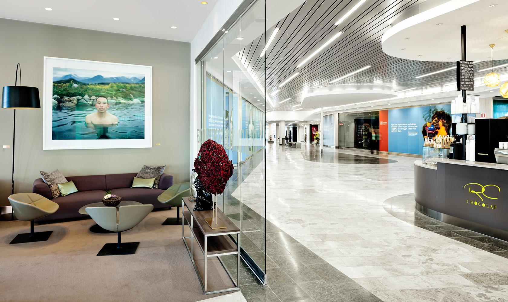Konferens och lounge