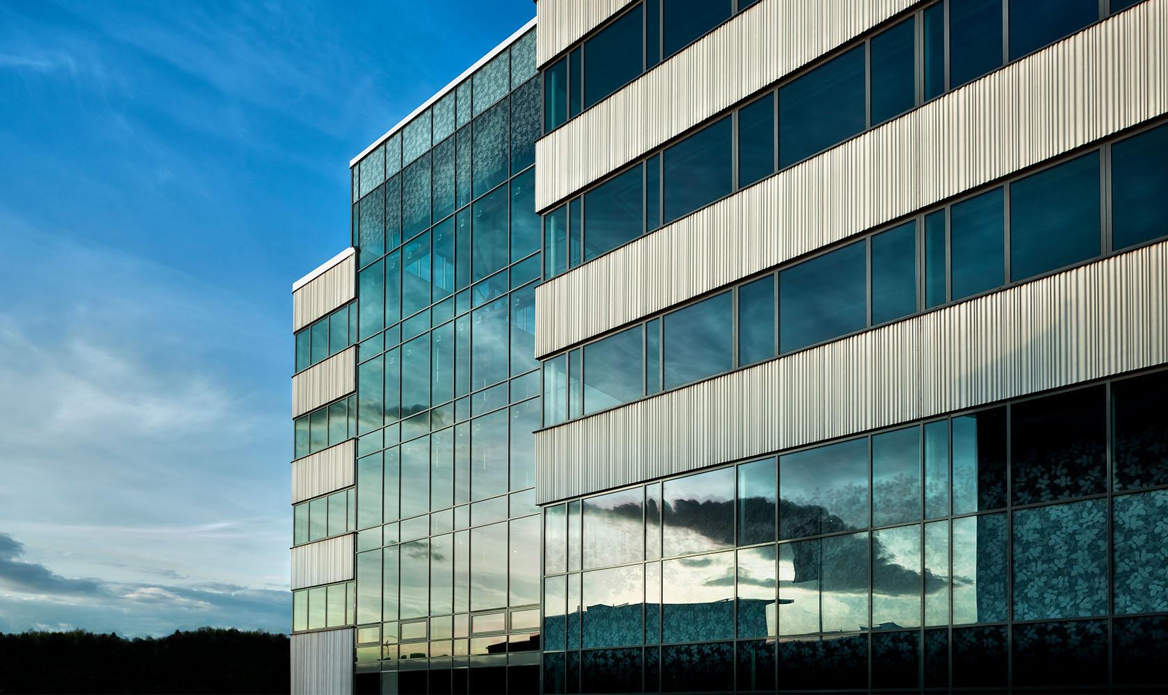 Fönster på Rosenborg 3 i Solna