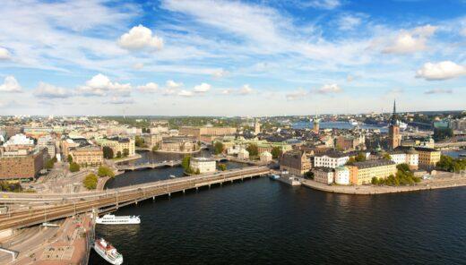 järnvägsspår stockholm