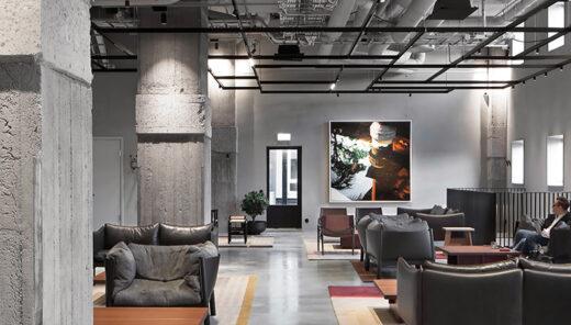Bild på hotell lobby av Blique by nobis