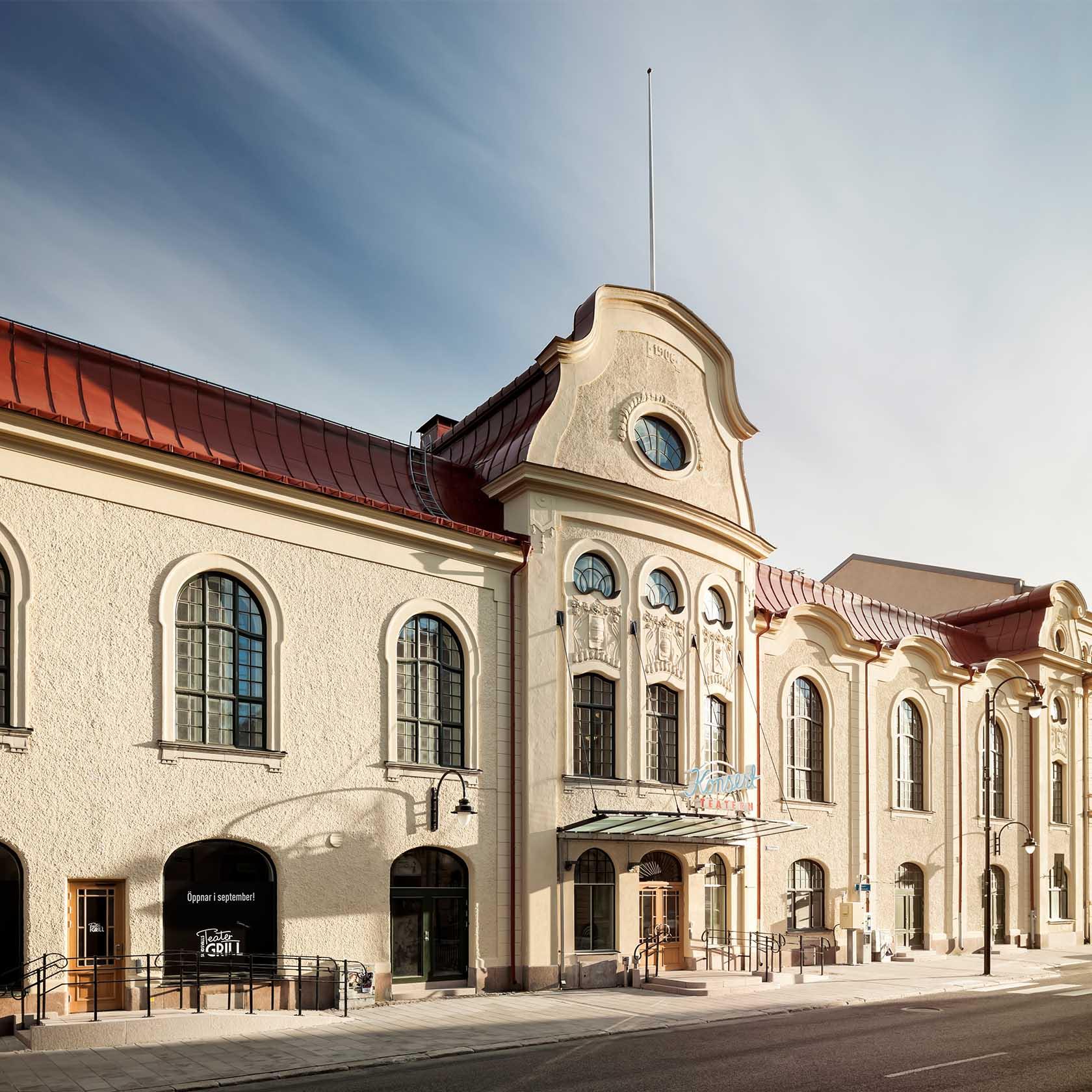 Teaterkvarteret Sundsvall
