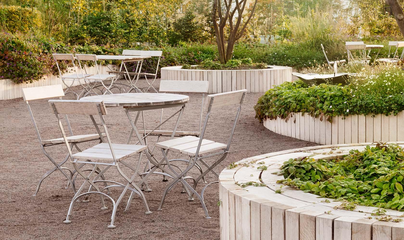 Trädgård Astrid Lindgrens Näs