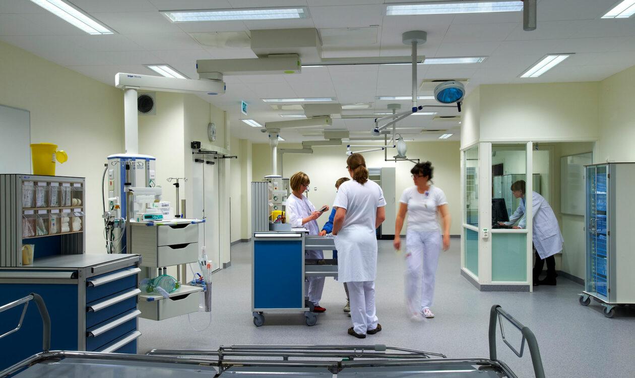 Sjukvårdsavdelning