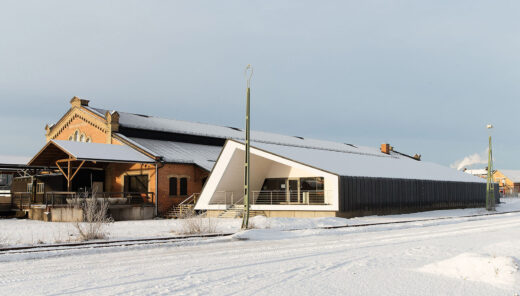Bild på hela Magasinet i Falun