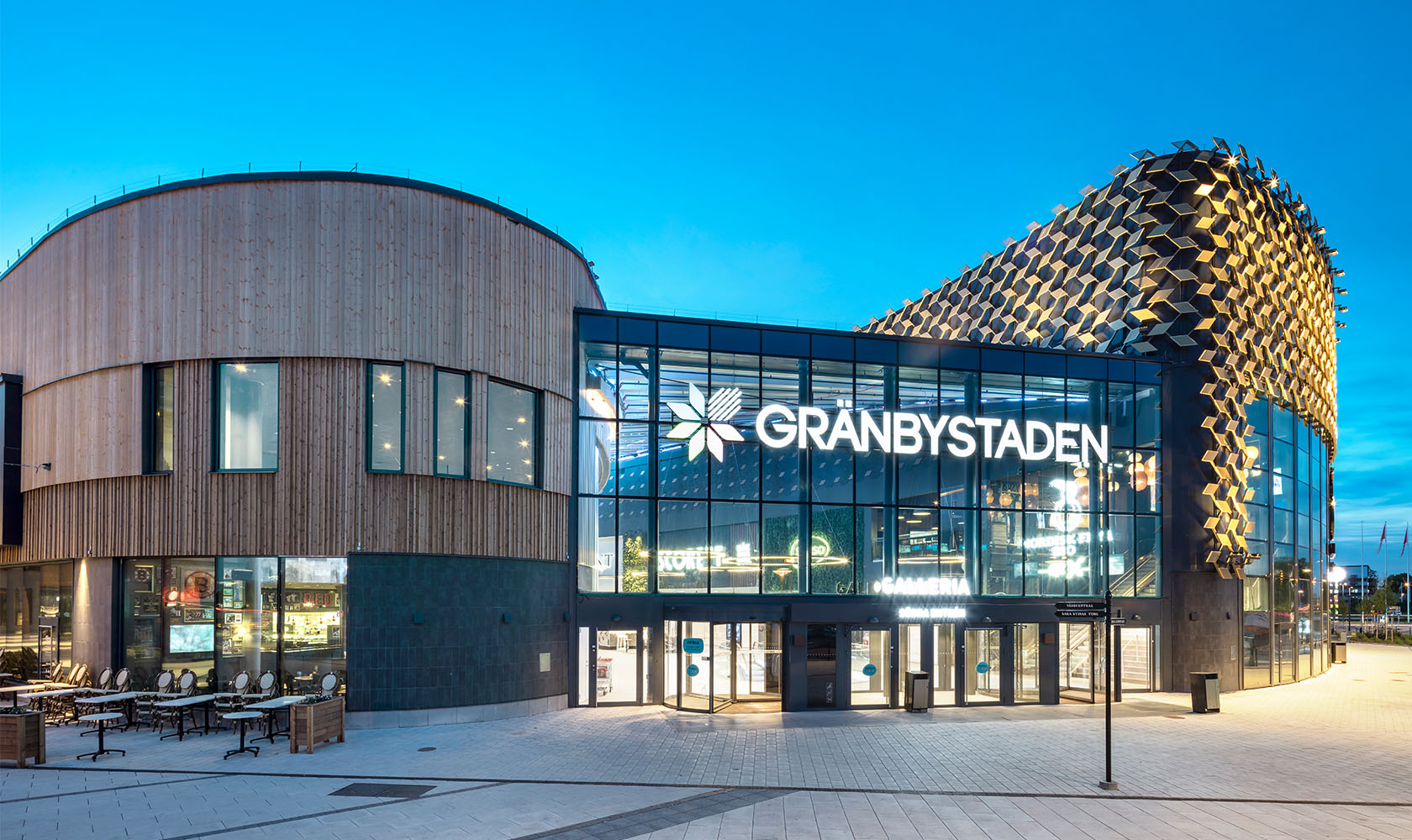 Gränby Centrum