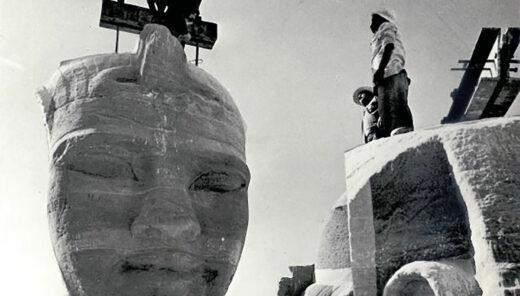 Flytten av Abu Simbel