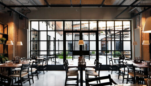 Restaurang på Blique by Nobis