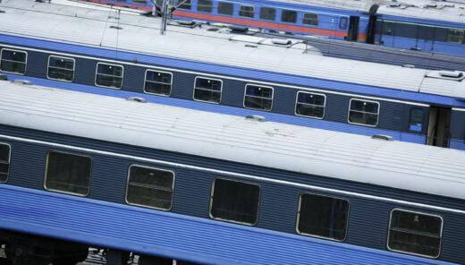 tågvagnar