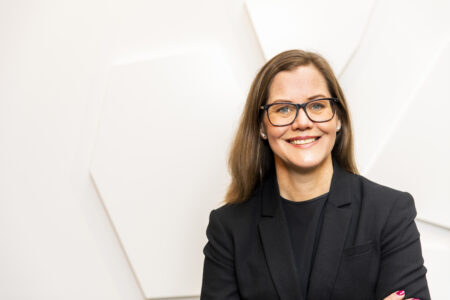 Ann-Luoise Lökholm Klasson, vd Sweco Sverige