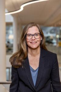 Ann-Louise Lökholm Klasson, vd Sweco Sverige