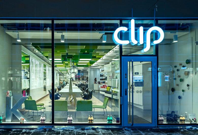 Clip drop in Umeå