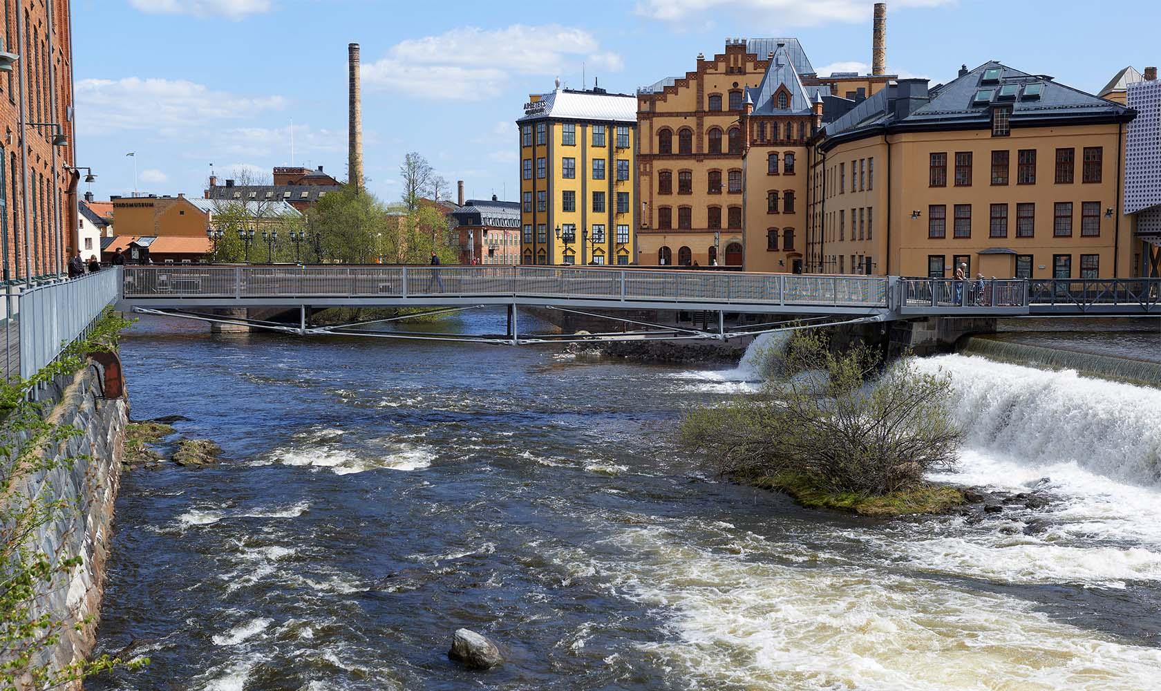 Kåkenhusbron Norrköping