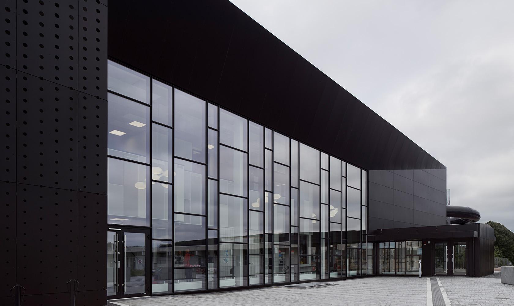 Entré till Ystad Arena
