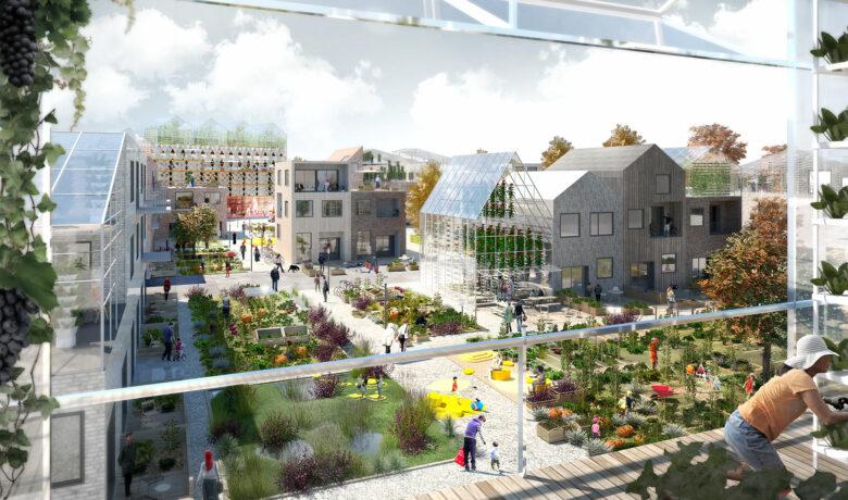 visionsbild bostäder