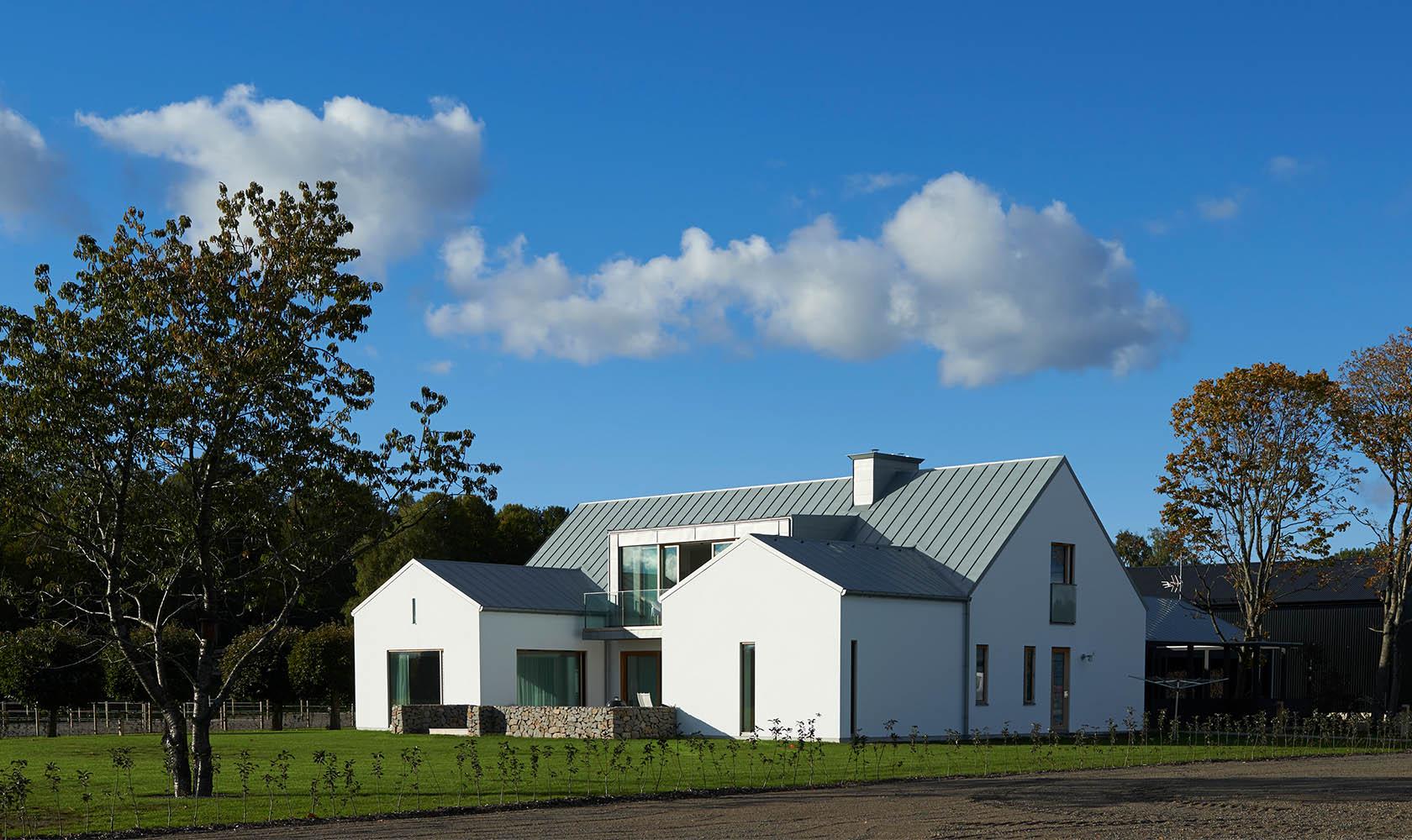 Villa på Backome Hästgård
