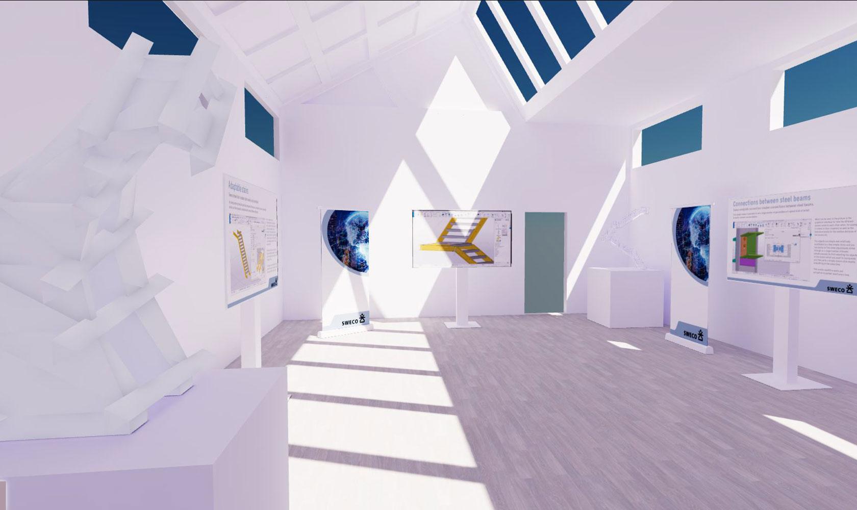 Virtuellt showroom