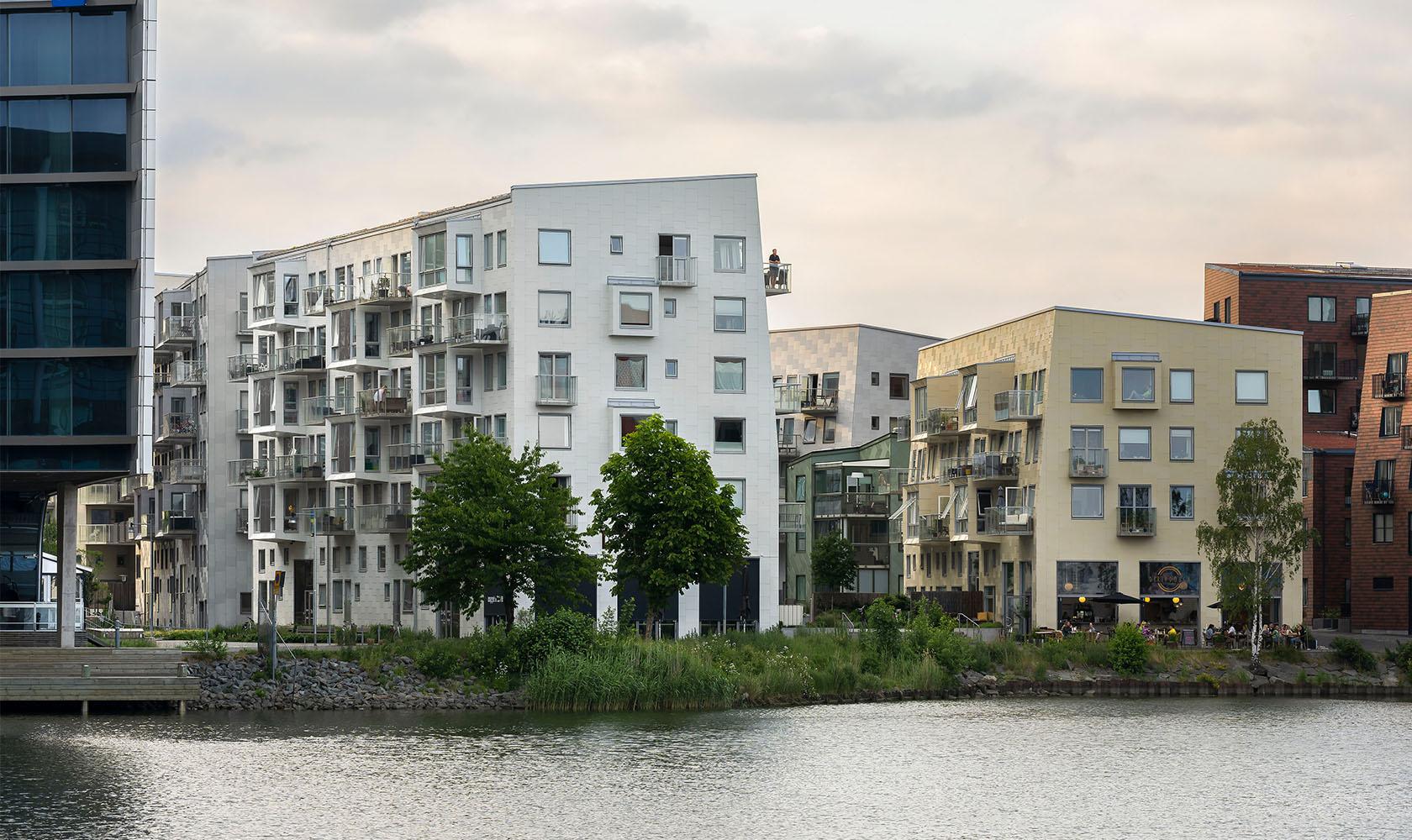 Lindholmshamnen Göteborg